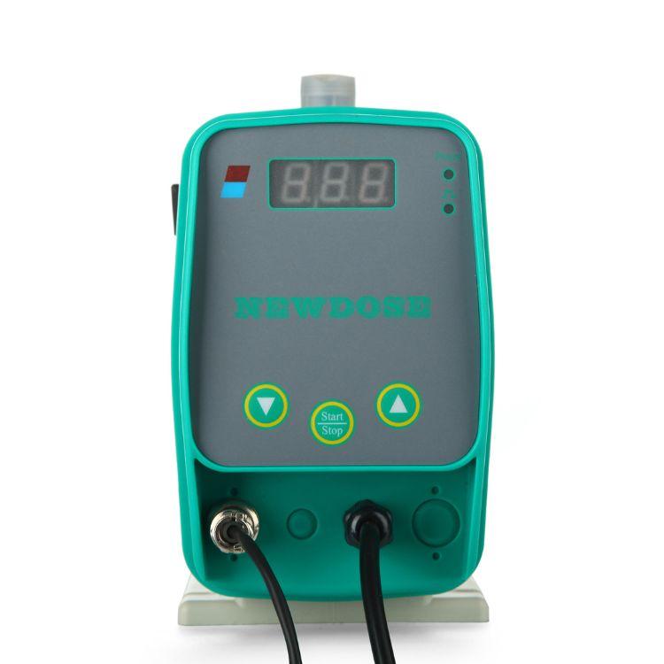 新道茨DC-01-07-L接收RS485通讯协议 强酸强碱 定量泵