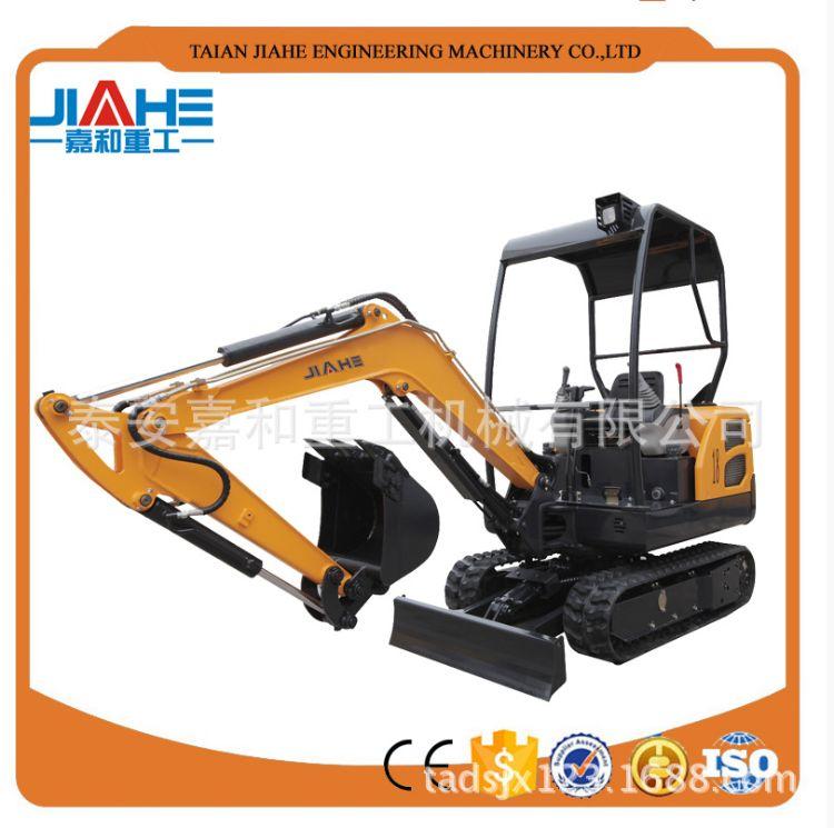 热销小型多功能挖掘机新款 厂家直销小型挖掘机报价