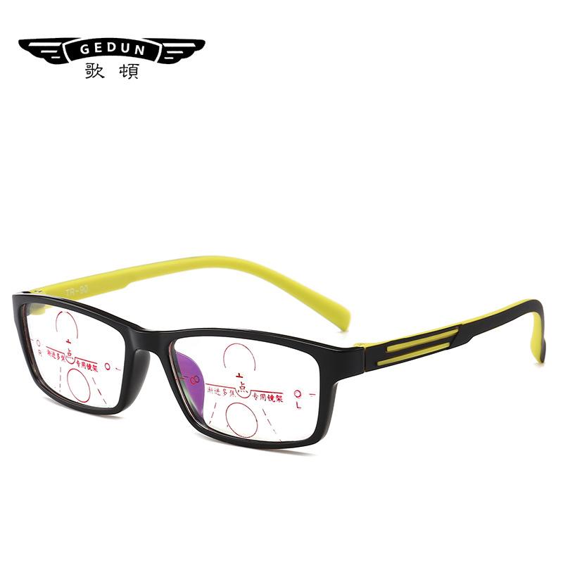 tr90眼镜框 儿童款眼镜架 近视框架镜架批发 可配渐进多焦镜1077