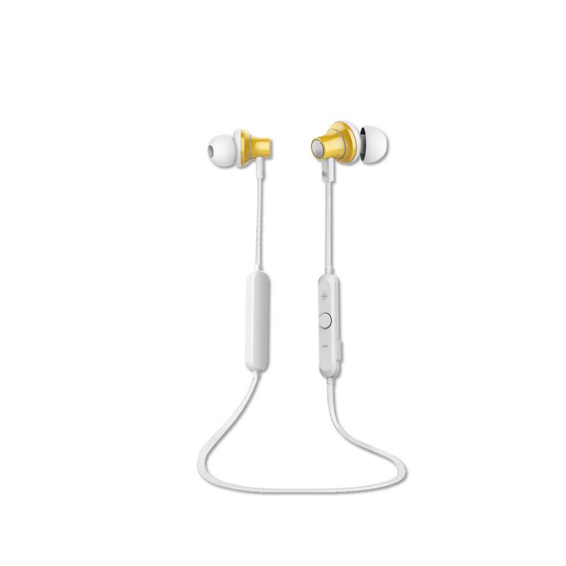 蓝牙耳机 有线耳机 无线运动耳机 有线运动音乐耳机进口线控耳机