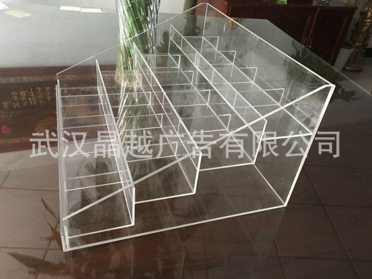 陈列架  亚克力盒子 工厂直销 专业定做亚克力展示架