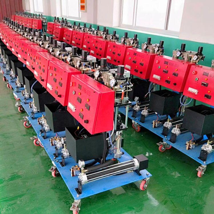 厂家直销聚氨酯高压低压浇筑喷涂机 聚氨酯高压喷涂小型发泡机