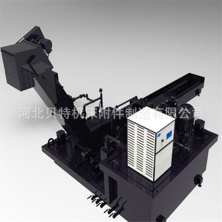HRLG120复合式排屑机 YSCB-100磁性板式排屑机