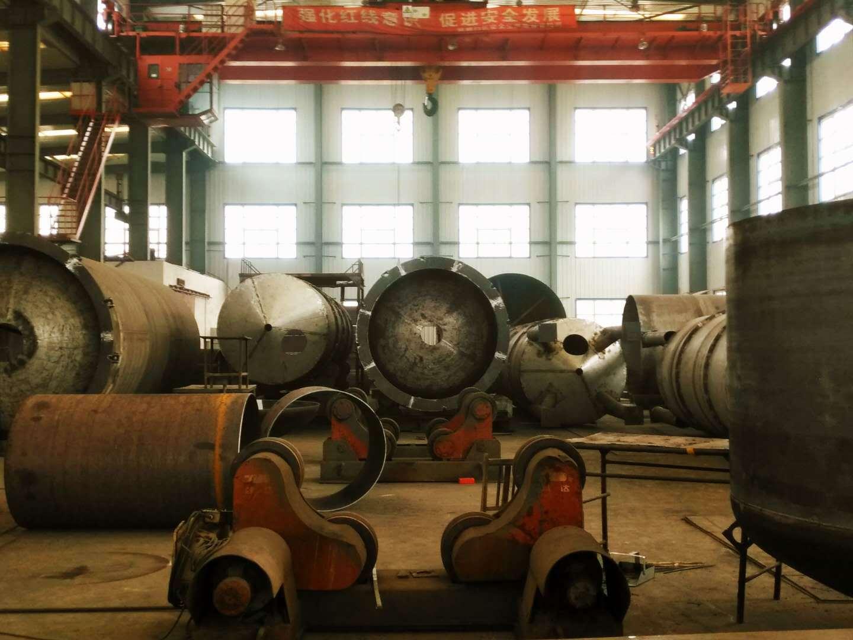 石油化工设备及容器
