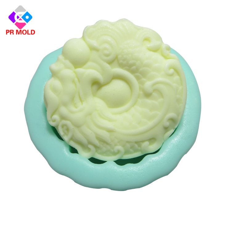 厂家直销 祥龙diy手工皂模 慕斯烘焙硅胶模具 蛋糕装饰模具