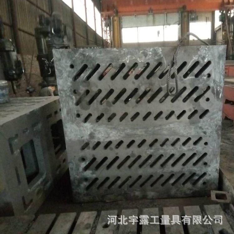 大型机床铸件 可来图加工铸造铸件 机床床身铸件 床身立柱