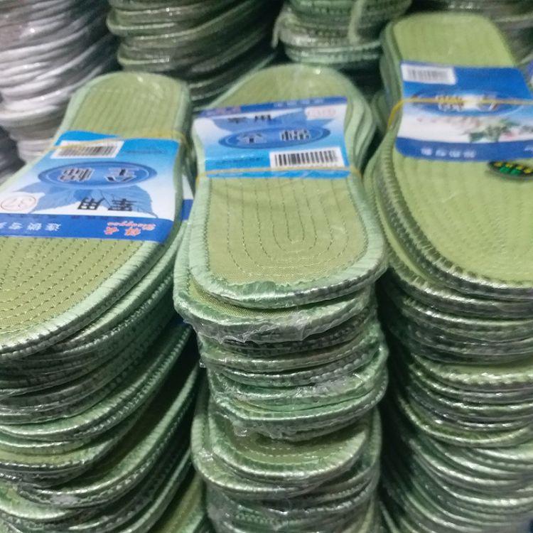 成人军绿色全棉布鞋垫吸汗除臭护脚军训鞋垫男女纯棉布鞋垫可选码