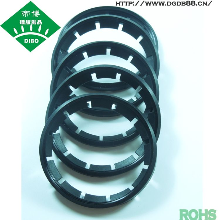 硅胶制品厂专业生产硅橡胶制品机械用 硅胶O型圈电气密封圈垫定做
