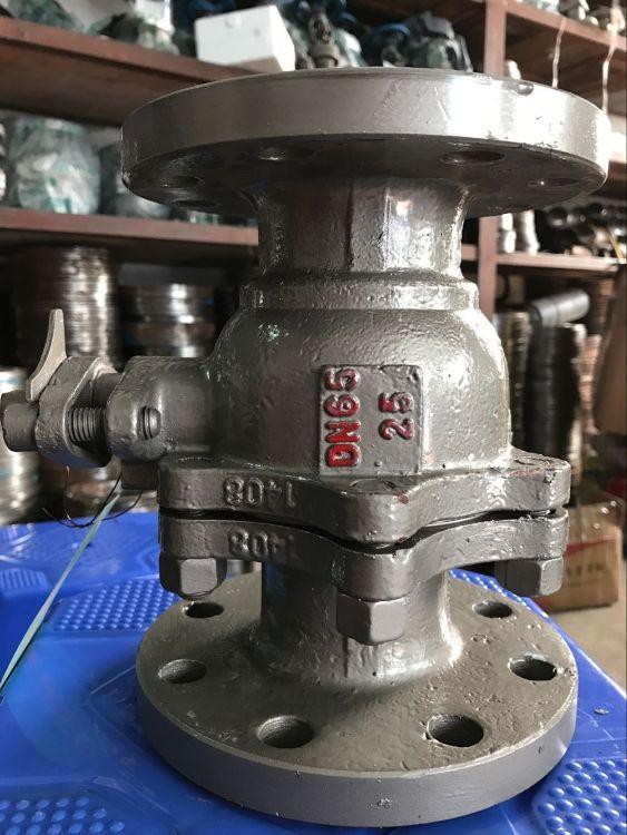 铸钢球阀天然气球阀球阀良工球阀 Q41F-16CQ41F-25CDN50DN65DN1