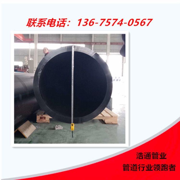 DN1000大口径HDPE排水管 排污管 厂家直销 量大优惠