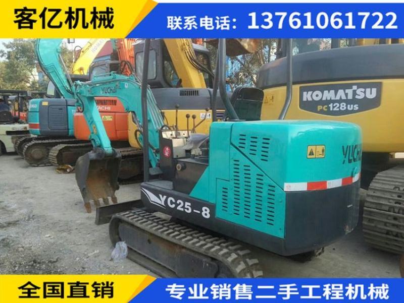 出售玉柴13挖掘机 微型18 20 35挖掘机 二手小挖掘机价格