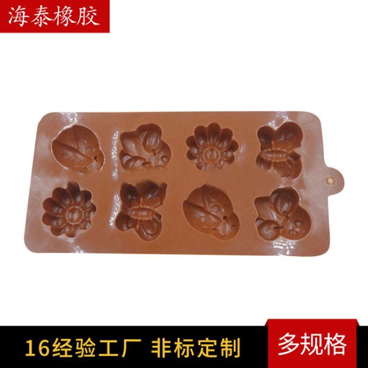 硅胶蛋糕模具蒸米糕烤箱用烘焙工具戚风卡通布丁烘培用具批发定制