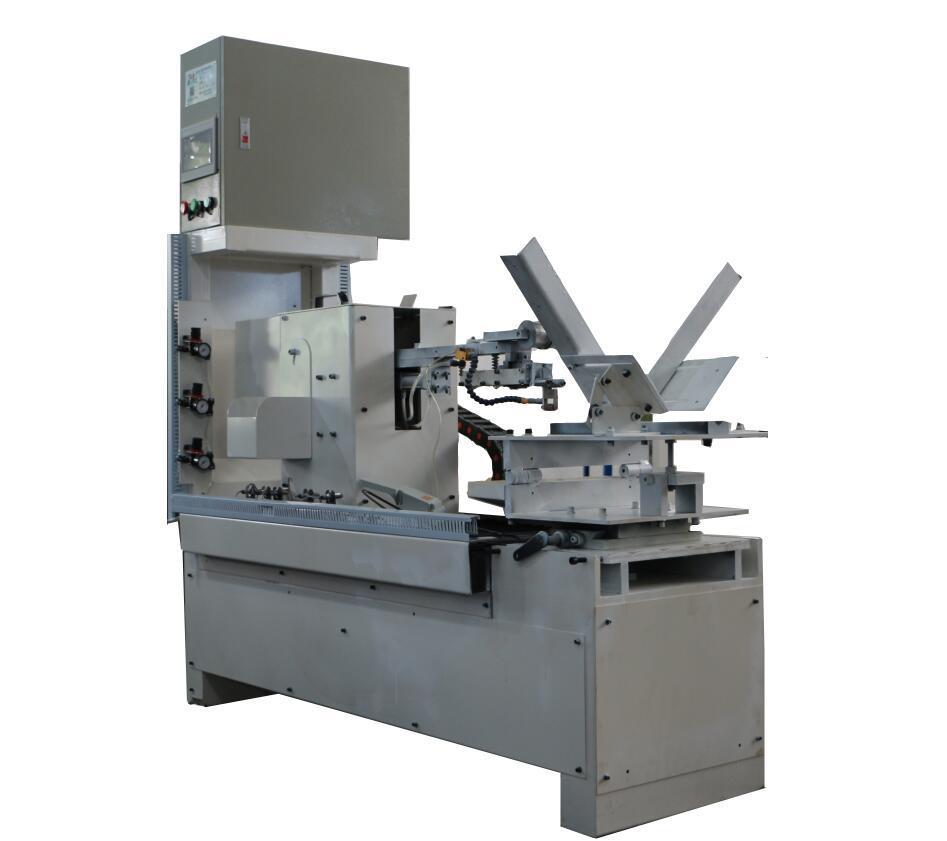 沐金专业定制各种水槽机器 不锈钢手工水槽R角打磨机