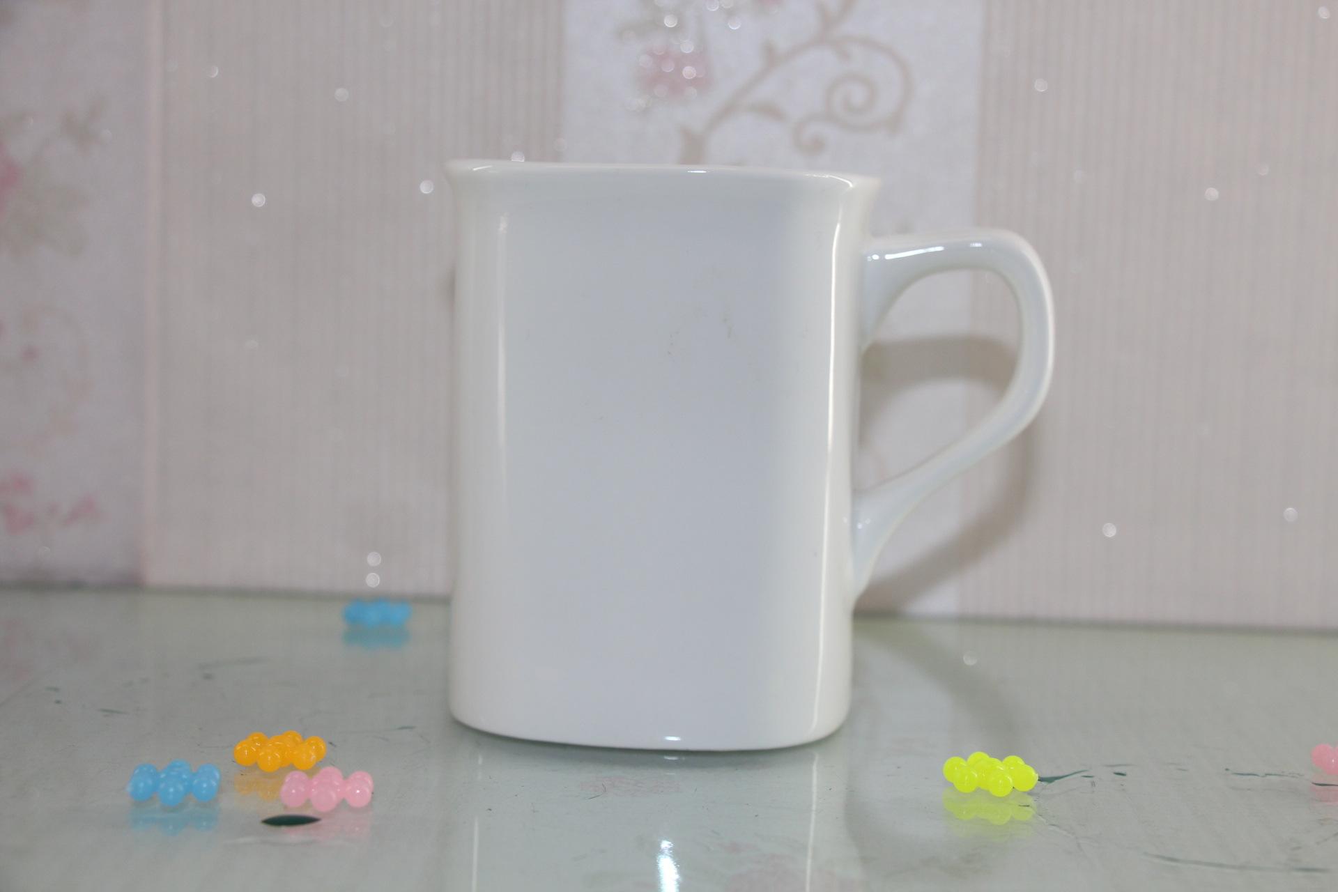 生产加工个性定制普瓷各种器型陶瓷马克杯咖啡杯