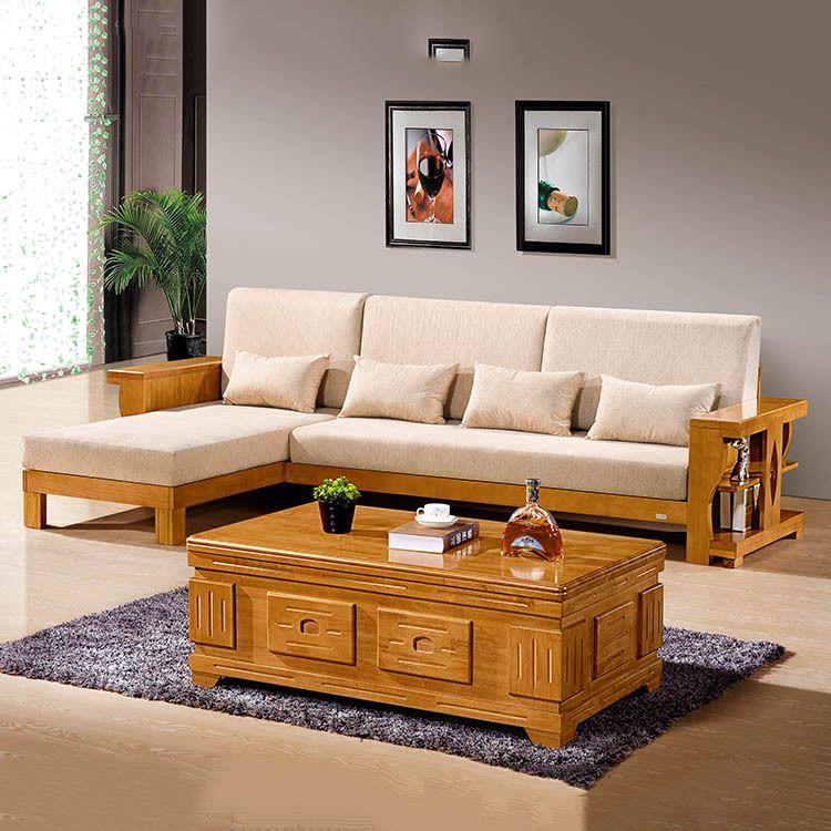 榉木沙发 实木沙发组合 客厅实木组合沙发 全实木沙发 厂家批发