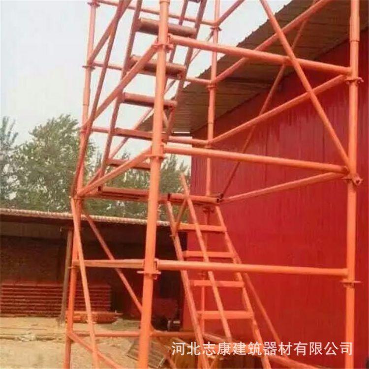 新型安全爬梯 笼梯式安全爬梯 墩柱安全爬梯 香蕉式安全爬梯