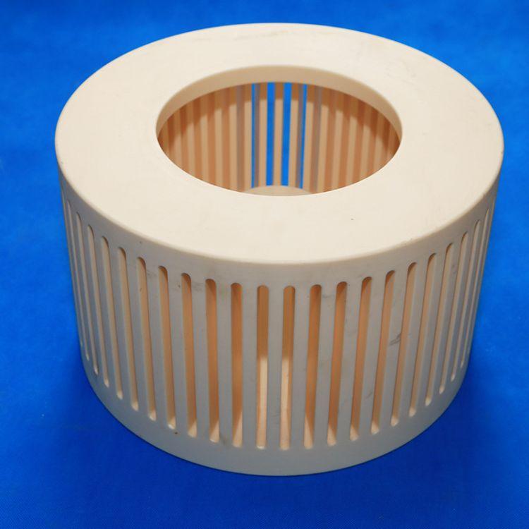 粉碎机陶瓷配件分级叶轮 氧化铝陶瓷 超细粉碎机齿圈 陶瓷配件