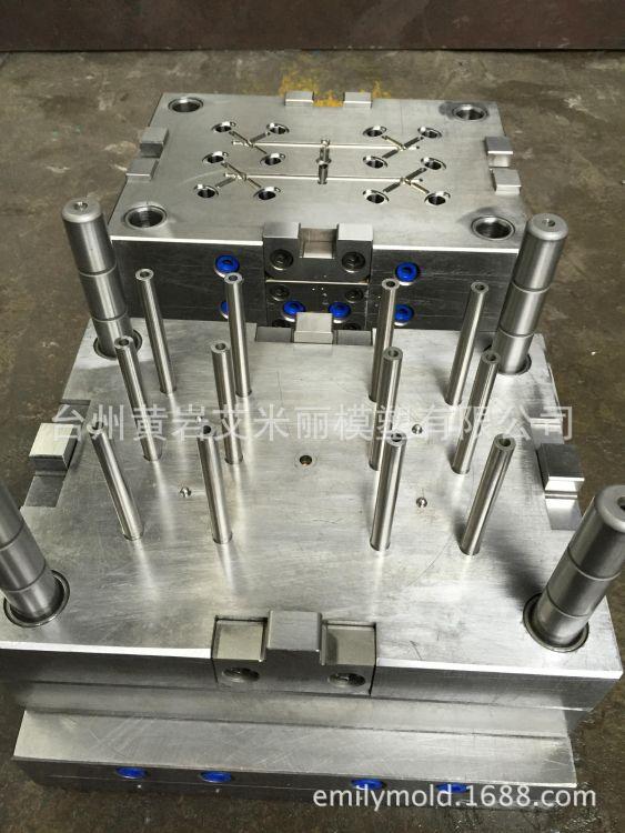 精密模具注射针筒模具 塑料针管模具 医疗注射用品模具高精度模具