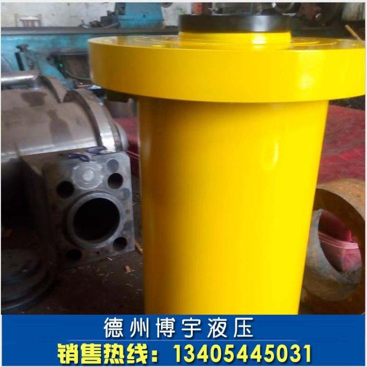 100t双作用液压油缸 大吨位液压千斤顶