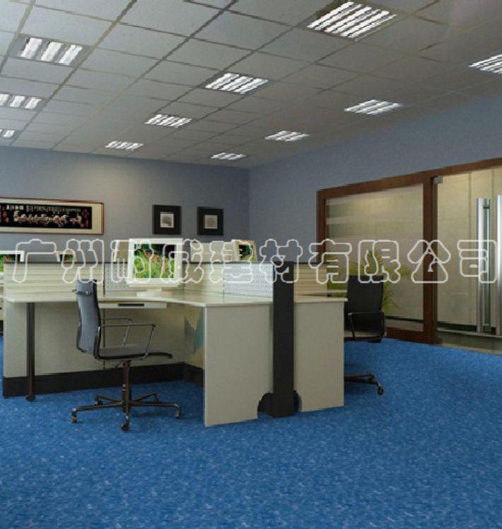 PVC地板革弹性地板塑胶地板防静电地板加厚UV耐磨层1.6mm卷材系列