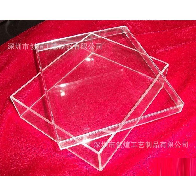 工厂供应压克力盒子盒 产品展示盒亚克力包装盒 有机玻璃盒子厂家