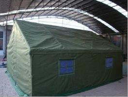 帐篷工程帐篷野外防寒帆布帐篷
