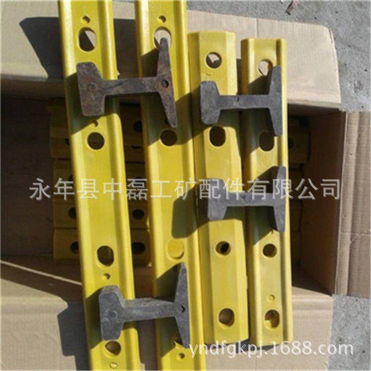 专业供应 轻型轨道道夹板 绝缘22kg道夹板 铸铁道夹板规格齐全