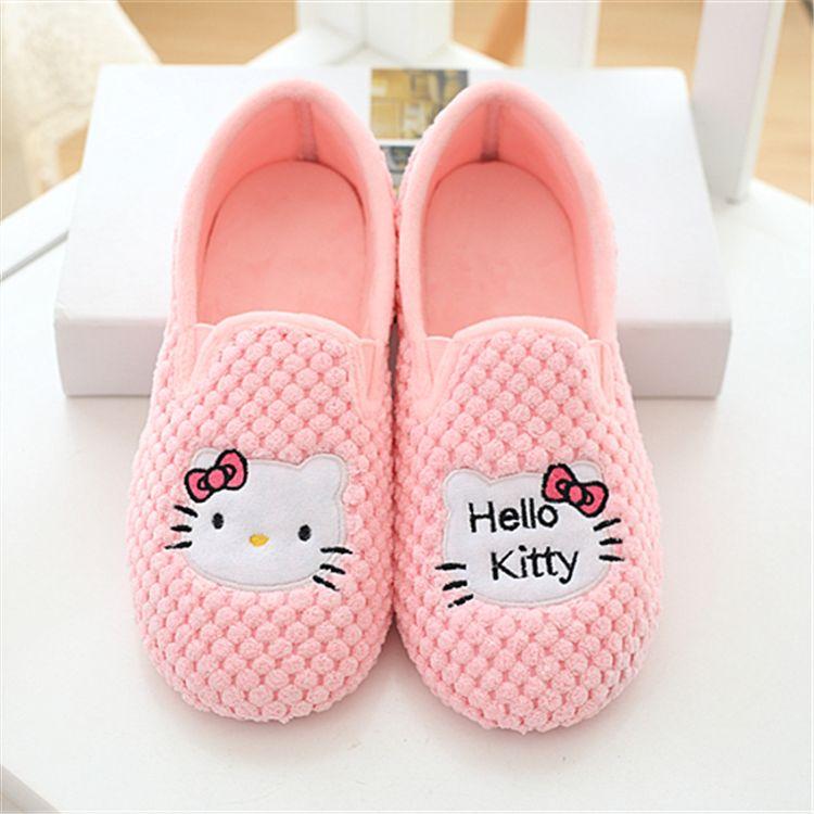 月子鞋批发春秋卡通孕妇鞋软底大码防水防滑冬季产后保暖室内拖鞋