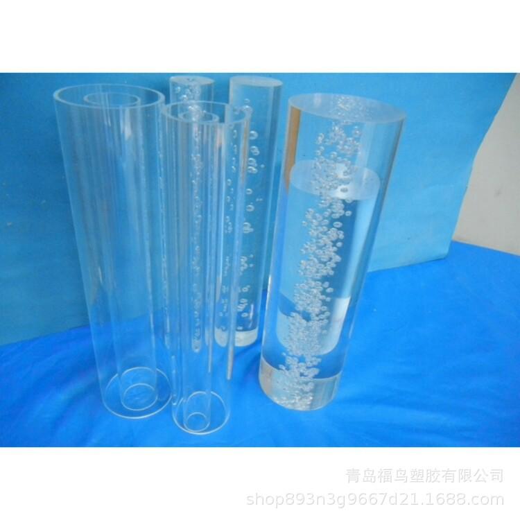 厂家直销有机玻璃管制品有机玻璃实验装置加工定制