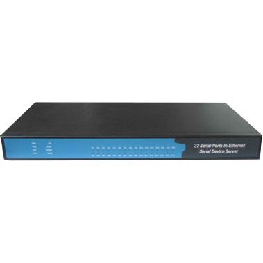 串口联网服务器TERI 5232J32路串口联网服务器-串口服务器