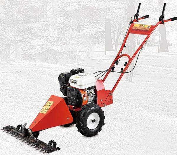 荒地推草机价格 荒地割草机 轮式荒地推草割草机 荒地汽油剪草机