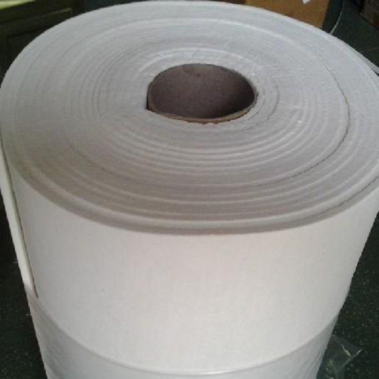 河北陶瓷纤维纸 优质隔保温热板 超薄脱模隔热垫