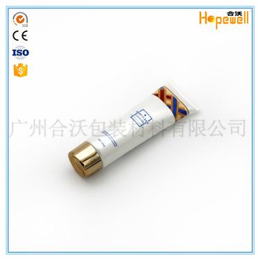 定制化妆品软管 洗面奶软管 PE软管加工定制化妆品软管护手霜软管