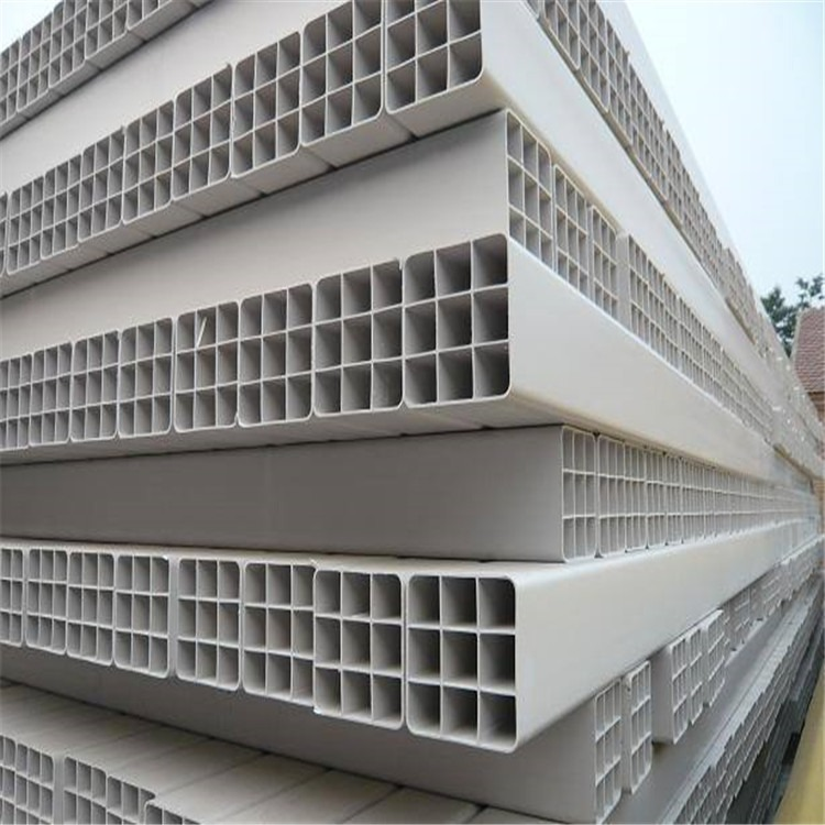北京厂家供应 5GPVC格栅管 九孔四孔格栅管规格齐全