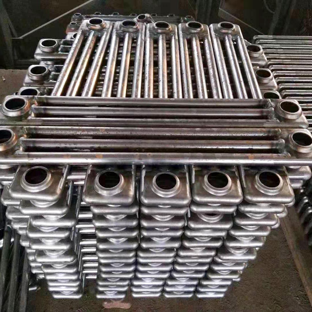 鋼六柱散熱器 鋼制柱型散熱器 水暖散熱器 家裝散熱器 澤臣