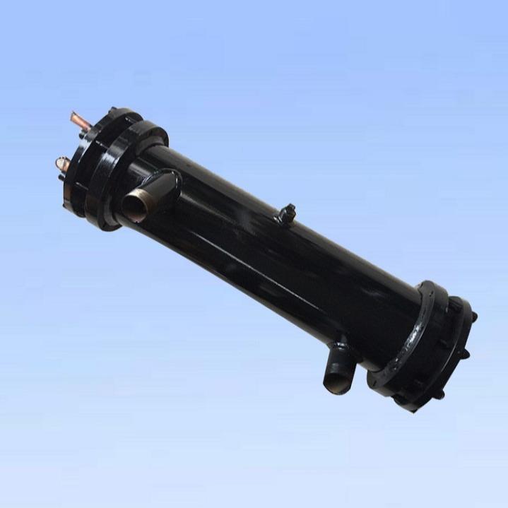 厂家直供壳管式蒸发器 非标定制 卧式管壳式蒸发器 雅仕达YSD-50HP蒸发器
