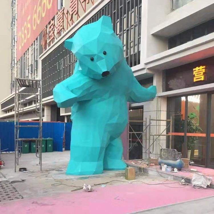 大型商超店面品牌動漫卡通雕塑形象出售廈門匠心遠航雕塑