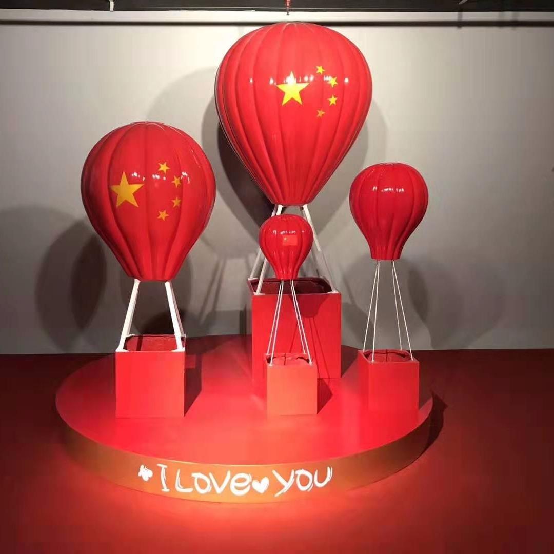 云南丽江玻璃钢雕塑产品