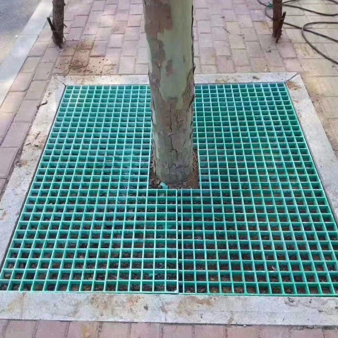 玻璃钢格栅厂家直销 树篦子格栅 30*40*40  无中间商
