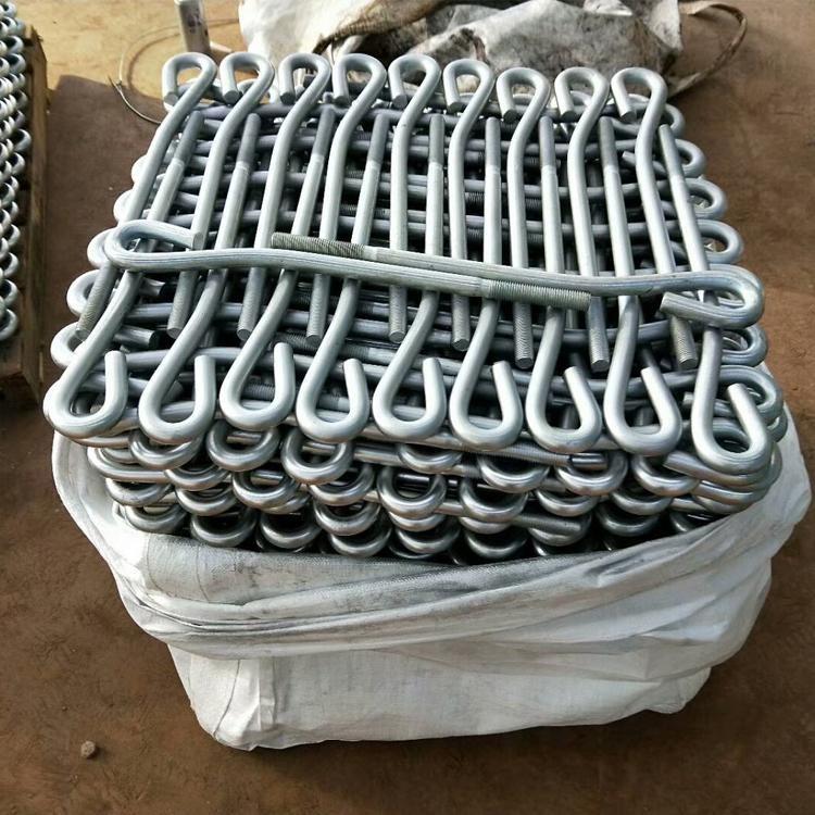 永年厂家直销 地脚螺栓 7字螺栓 9字螺栓 量大从优