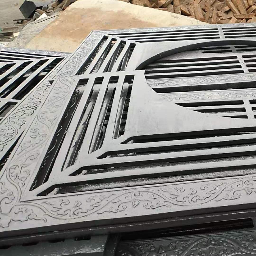 铁艺树篦子 树池盖板   厂家直销 大量图案可选择