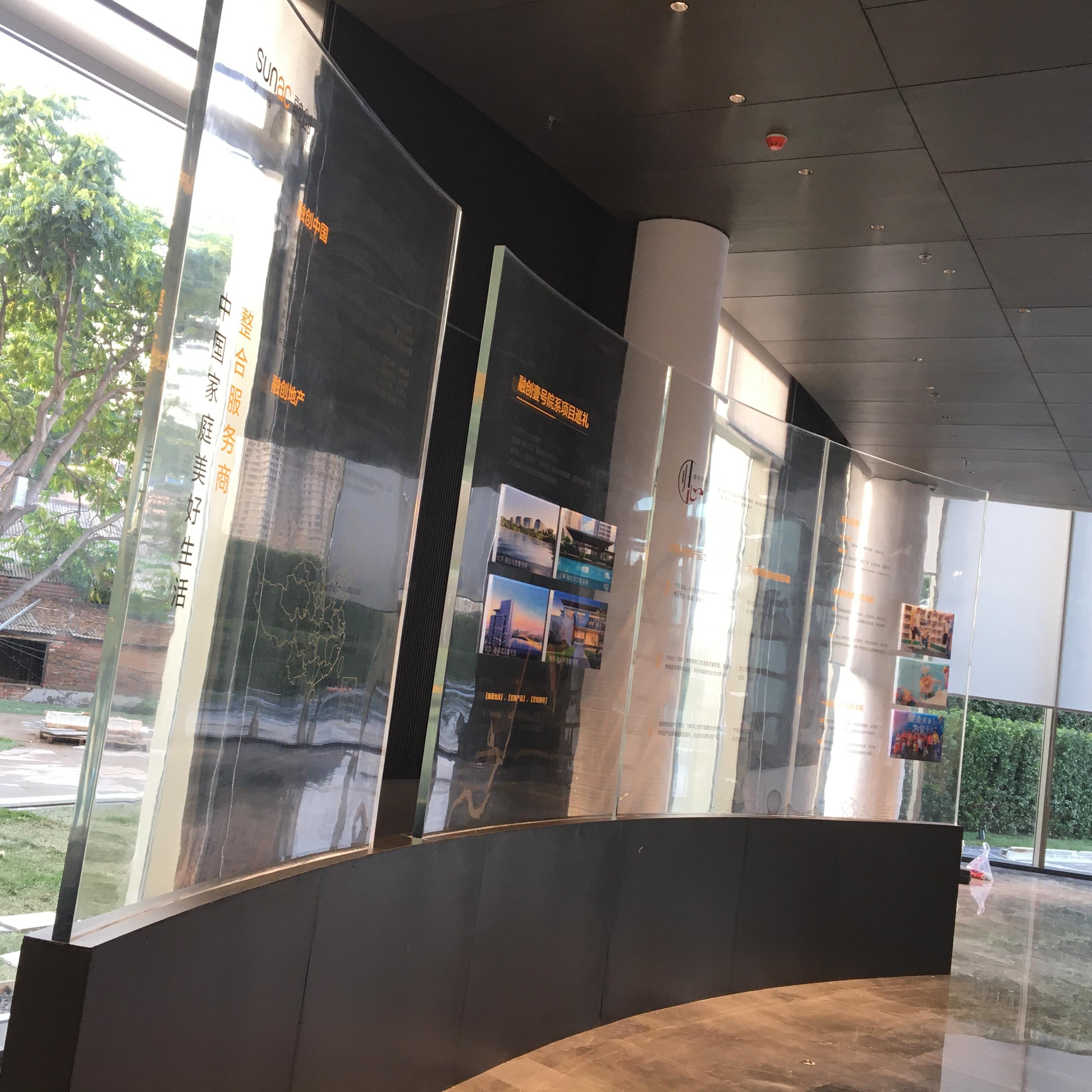 廠家直銷 透明亞克力板 批量出售 厚板工程可定制