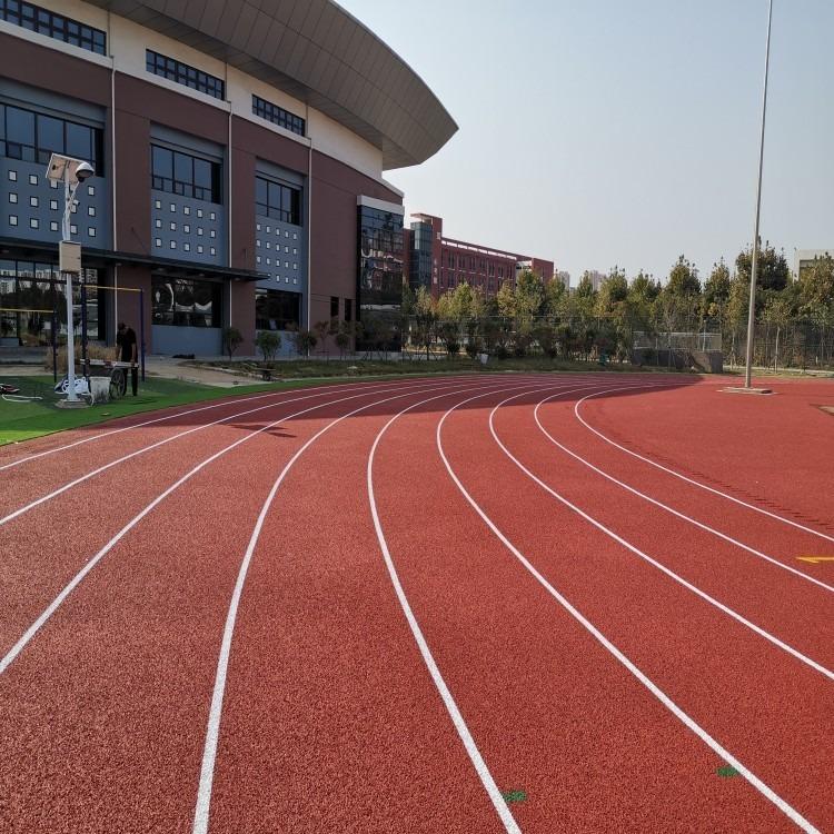 體育場塑膠跑道承接方——運動場地塑膠地面翻新