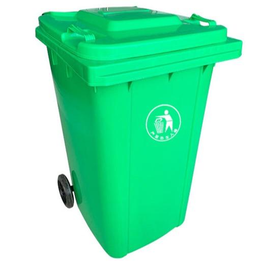 鄉村改造   塑料垃圾桶50L   益樂塑業