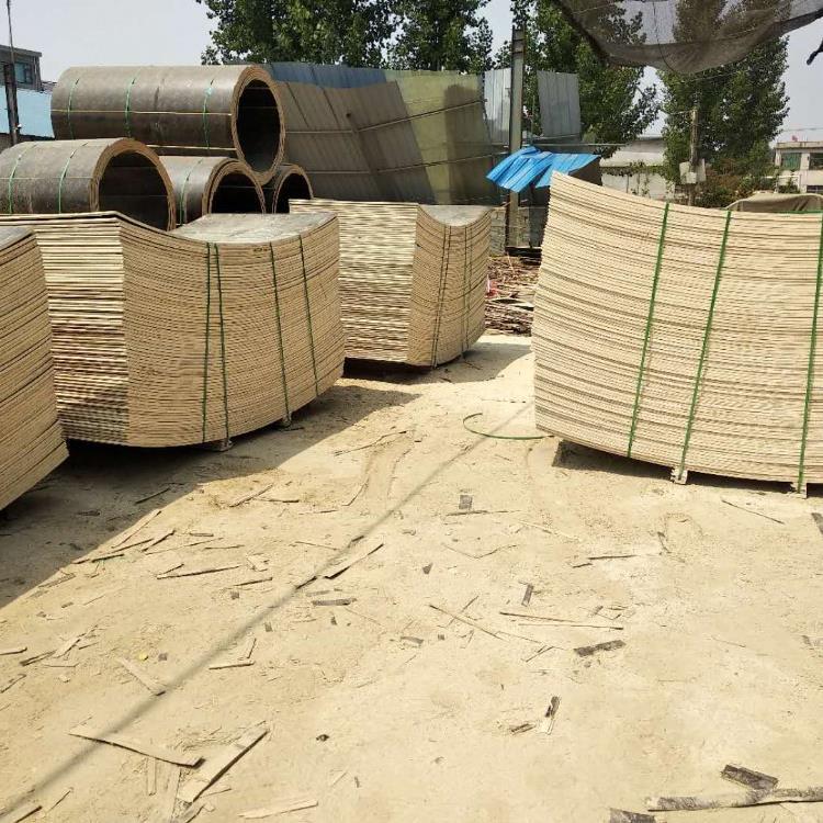 湖南岳阳圆形建筑模板生产厂家 欧特 圆形钢模板生产厂家