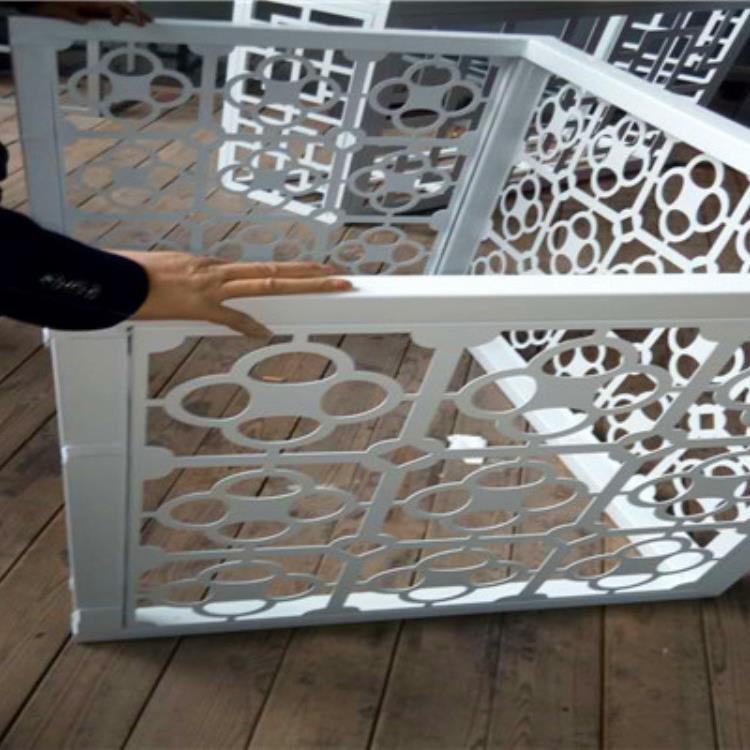 广西宾阳-铝合金空调罩  空调外机罩