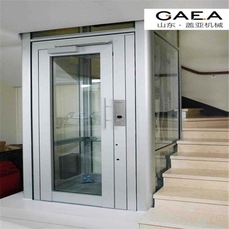 蓋亞生產樓層 家用電梯 別墅電梯 多種規格的小型電梯