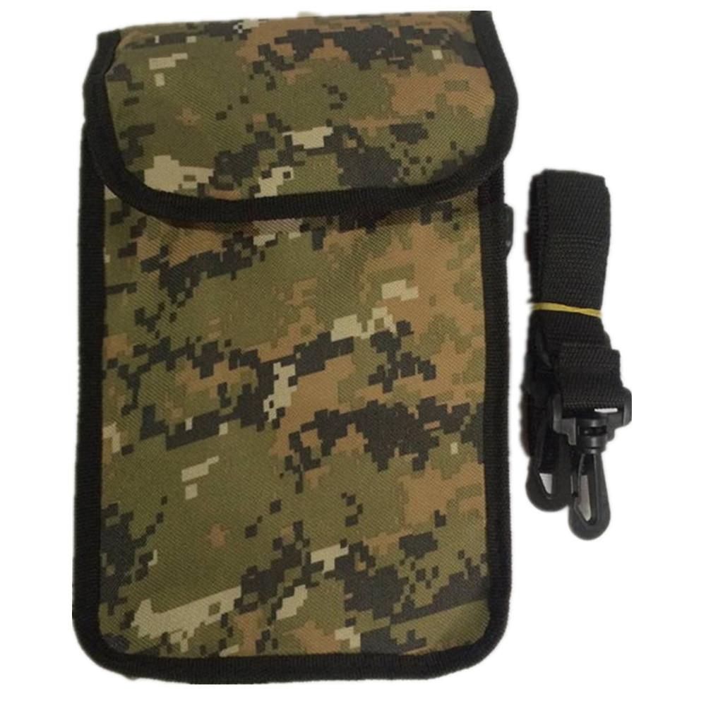 多功能工兵鏟帆布包運動腰肩皮帶戶外旅游包
