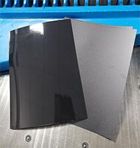 黑色磨砂PC