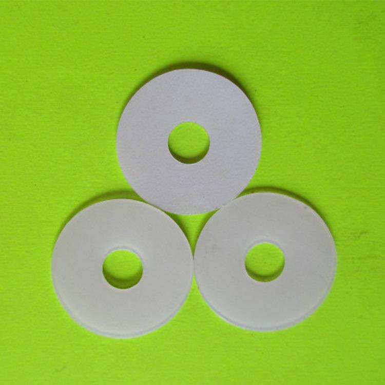 安思誠東莞硅膠墊半透明圓形硅膠片廠家生產來圖來樣加工定制